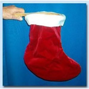 CHANGE BAG CHRISTMAS STOCKING – WITH HANDLE