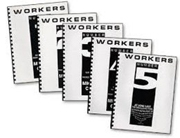 WORKERS by MIKE CLOSE #4