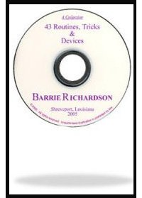 BARRIE RICHARDSON COLLECTION BY BARRIE RICHARDSON ON PDF