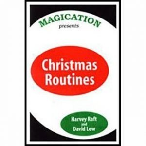CHRISTMAS ROUTINES BY HARVEY RAFT & DAVID LEW