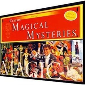 MAGIC KIT – CLASSIC MYSTERIES OF THE MASTER MAGICIANS – ROYAL