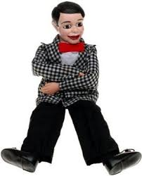 VENTRILOQUIST DOLL GOLDBERGER – DANNY O'DAY
