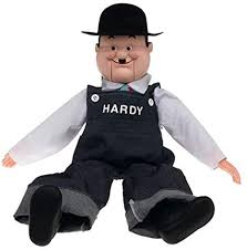 VENTRILOQUIST DOLL GOLDBERGER – OLIVER HARDY