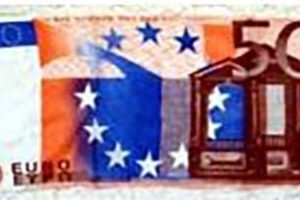 EURO 50 DOLLAR SILK