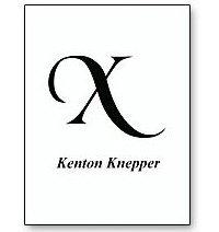 X by KENTON KNEPPER