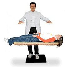 ROTATION OF A FLOATING HUMAN