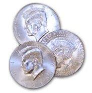 ZEUS COIN SET – .50 US