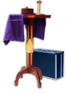 TABLE – FLOATING DELUXE WITH BOX AND CANDLESTICK