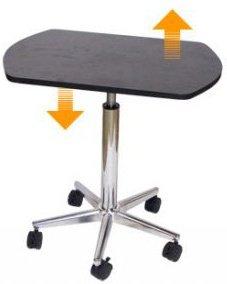 TABLE – ROLL ON 5 WHEEL