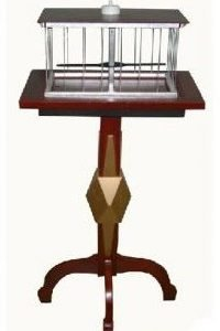 TABLE – FLOATING AND APPEARING BIRD CAGE DELUXE