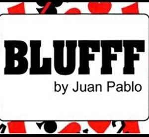 BLUFFF – CHINESE LETTERS TO KING OF CLUBS
