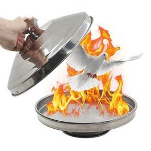 DOVE PAN – AUTO FLAME ELECTRONIC DOUBLE LOAD
