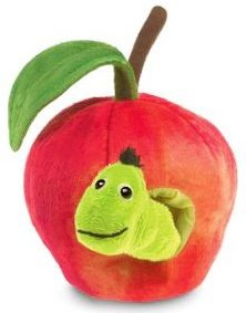 PUPPET WORM IN APPLE