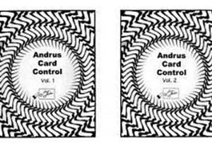 ANDRUS CARD CONTROL 2 BOOK SET ON DIGITAL DOWNLOAD