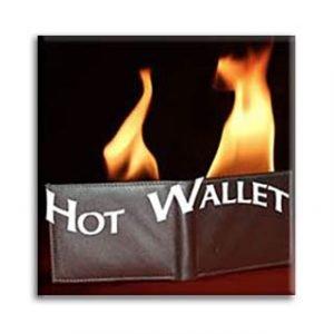 WALLET – FIRE – BI FOLD STYLE