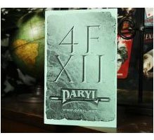 4FXII LECTURE – ITALIAN BY DARYL