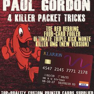 4 KILLER PACKET TRICKS – VOL 1
