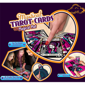 TAROT DECK – WISHCRAFT MAGIC KIT