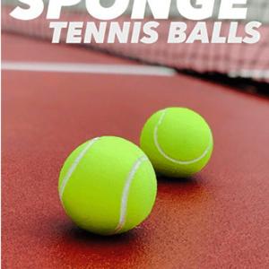 TENNIS BALLS – SPONGE 3 PK.