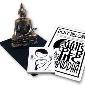 WHISPERING BUDDHA