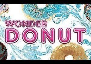 WONDER DONUT – SPONGE