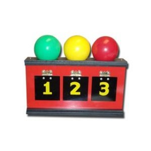 1-2-3 BALLS