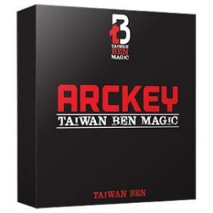 ARCKEY BENDING KEY