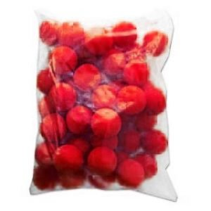 CLOWN NOSES 1″ BAG OF 50 RED