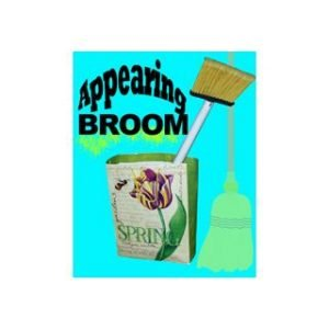 APPEARING FROM BAG – BROOM 4′