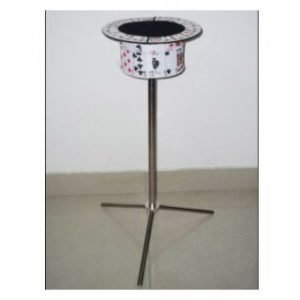 TABLE – COLLAPSIBLE CARD TOP HAT STAND