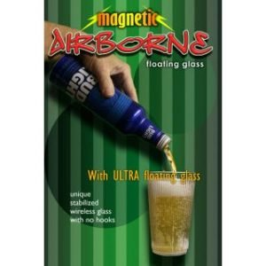 AIRBORNE – MAGNETIC BUD LIGHT BOTTLE