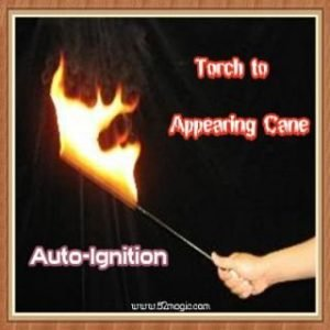 TORCH TO APPEARING CANE – AUTO IGNITION