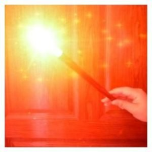WAND – SUPER FLASH RED
