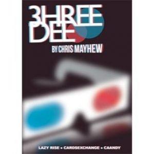 3HREE DEE BY CHRIS MAYHEW ON DVD