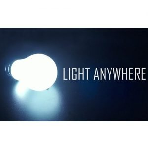 LIGHT ANYWHERE WITH DVD