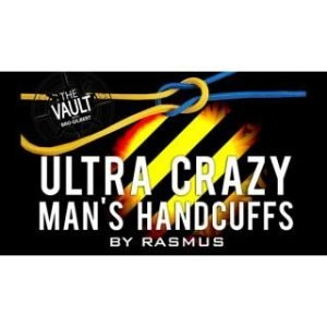 ULTRA CRAZY MAN'S HANDCUFFS BY RASMUS ON DIGITAL DOWNLOAD