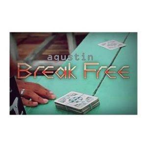 BREAK FREE BY AGUSTIN ON DIGITAL DOWNLOAD