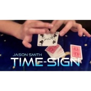TIME SIGN BY JASON SMITH ON DIGITAL DOWNLOAD