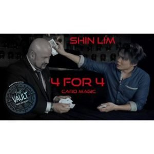 4 FOR 4 BY SHIN LIM ON DIGITAL DOWNLOAD