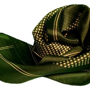 SYOUMA SILK – GREEN