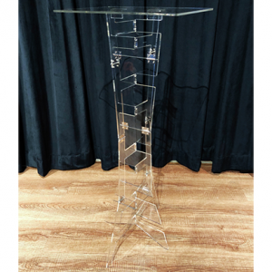 A.F. TABLE – ACRYLIC FOLDING TABLE