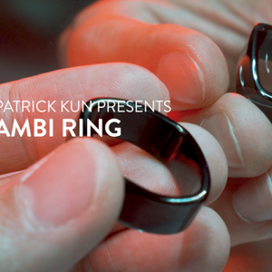AMBI RING – BLACK