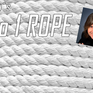 2 TO 1 ROPE – WHITE
