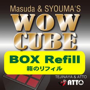 WOW CUBE – REFILL BOX