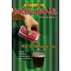 AIRBORNE – MAGNETIC COKE CAN