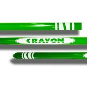 APPEARING FROM BAG – CRAYON 48″ – GREEN