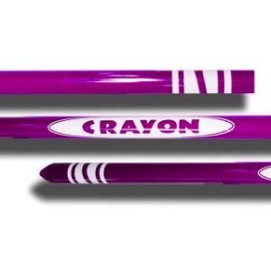 APPEARING FROM BAG – CRAYON 48″ – PURPLE