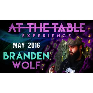 At the Table Live Lecture Branden Wolf