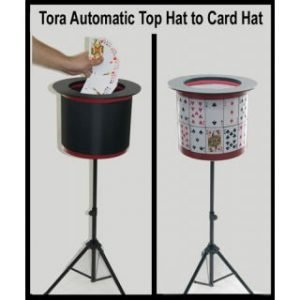 TOP HAT TO CARD HAT AUTOMATIC
