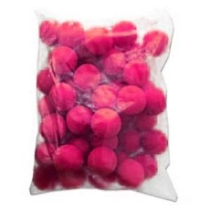 CLOWN NOSES 1.5″ BAG OF 50 PINK ULTRA BRIGHT